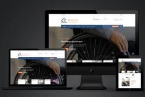 Разработка сайта для общественной организации