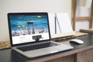 Разработка сайта для изделий из гранита